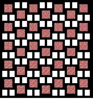 12 square border